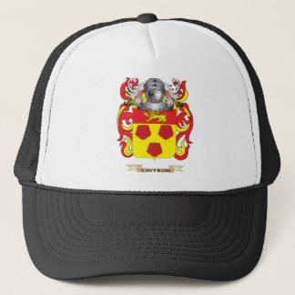 Cintron Coat of Arms Trucker Hat