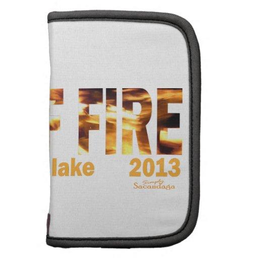 Cinturón de Fuego 2013 Planificador