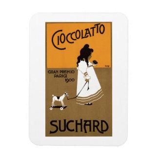 Cioccolato Suchard Magnet
