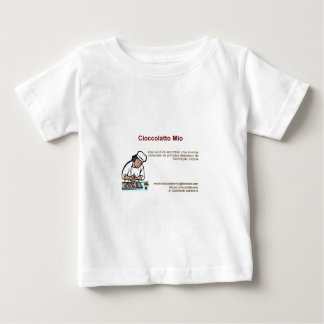 Cioccolatto Mio Baby T-Shirt