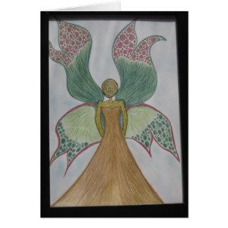 Ciomhe's Queen Card