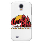 CIP Red Logo Galaxy S4 Cases