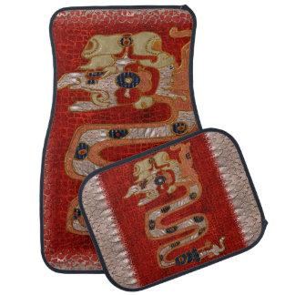 Cipacti Mayan Car Mat