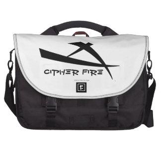 CiPher Fire Commuter Bag