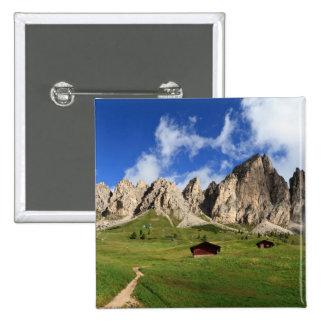 Cir Dolomites - Gardena pass Pin