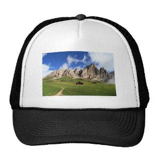 Cir Dolomites - Gardena pass Trucker Hat