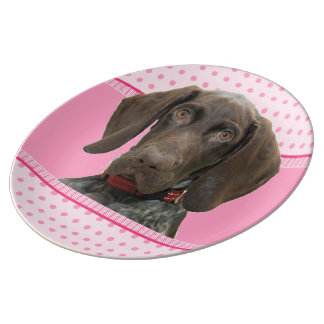 cir    grizzly   girlspink baby 4.jpg porcelain plates