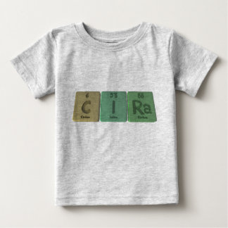 Cira as Carbon Iodine Radium T-shirt