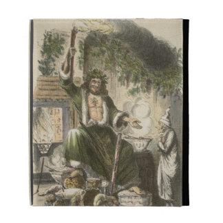 Circa 1900: The Ghost of Christmas Present iPad Folio Case