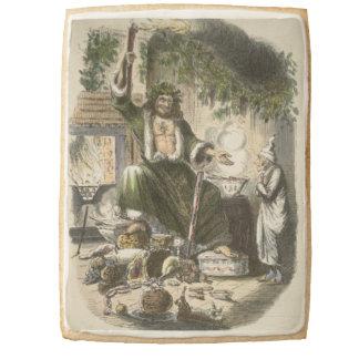 Circa 1900: The Ghost of Christmas Present Jumbo Cookie