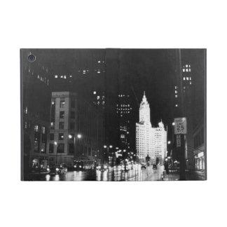 circa 1954:  A view down Michigan Avenue Cover For iPad Mini