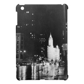 circa 1954:  A view down Michigan Avenue iPad Mini Covers