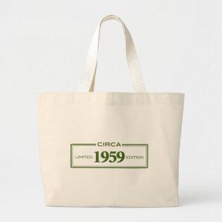 circa 1959 bag