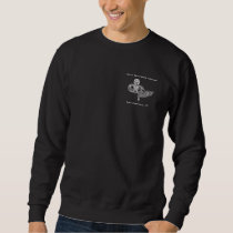 Circa 2000's 101st Pathfinder PT Sweatshirt