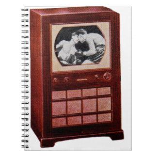 circa el boxeo 1951 de la difusión de la cuadernos