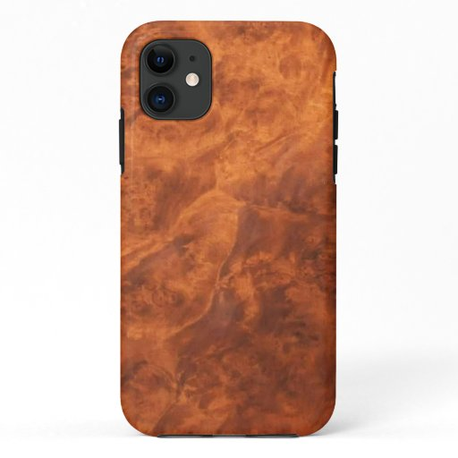 Circassian Walnut Burl iPhone 11 case