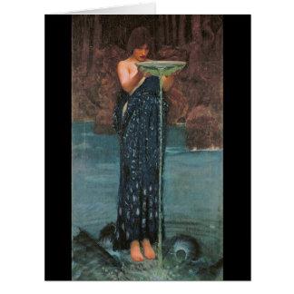 Circe 1892 card