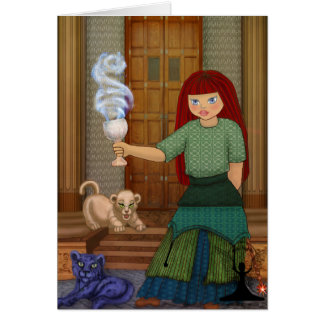 Circe by Mythic Fairy Art Cards