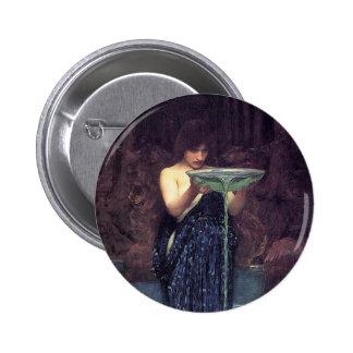 Circe desagradable - Circe con un cuenco de Ponsei Pin