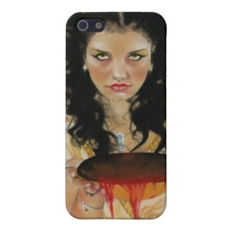 Circe Greek Goddess Iphone Case Cover For iPhone 5