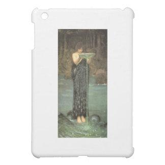Circe in her element iPad mini covers