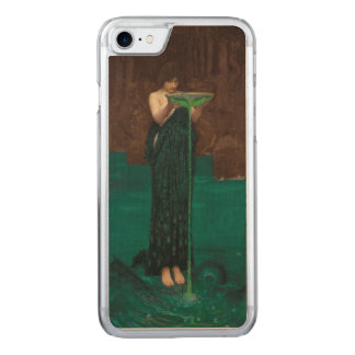 Circe Invidiosa by John William Waterhouse Carved iPhone 7 Case