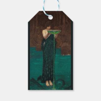 Circe Invidiosa by John William Waterhouse Pack Of Gift Tags
