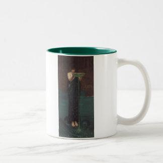 Circe Invidiosa by John William Waterhouse Mugs
