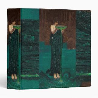 Circe Invidiosa by Waterhouse Binders