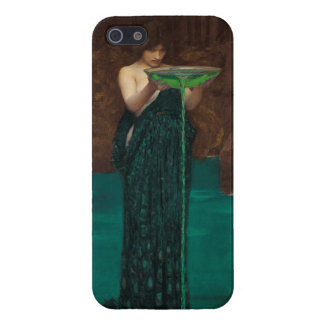 Circe Invidiosa by Waterhouse Pre-Raphaelite Art Cover For iPhone SE/5/5s