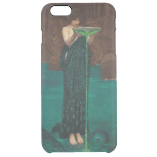 Circe Invidiosa by Waterhouse Pre-Raphaelite Clear iPhone 6 Plus Case