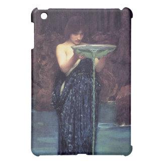 Circe Invidiosa - Circe with a Ponseive Bowl iPad Mini Cases