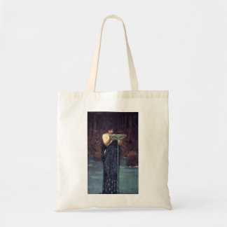 Circe Invidiosa - Circe with a Ponseive Bowl Tote Bag