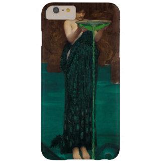 Circe Invidiosa de John William Waterhouse Funda De iPhone 6 Plus Barely There
