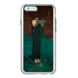 Circe Invidiosa de John William Waterhouse Funda Para iPhone 6 Plus Incipio Feather Shine