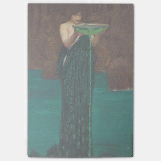 Circe Invidiosa John William Waterhouse Post-it® Notes