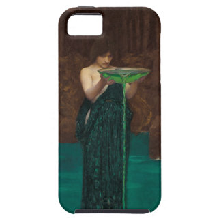 Circe Invidiosa por el Waterhouse iPhone 5 Protector