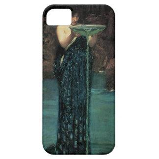 Circe Invidiosa por el Waterhouse, Victorian del iPhone 5 Case-Mate Funda