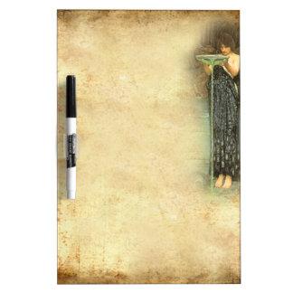 Circe Invidiosa Pre-Raphaelite Dry Erase Board