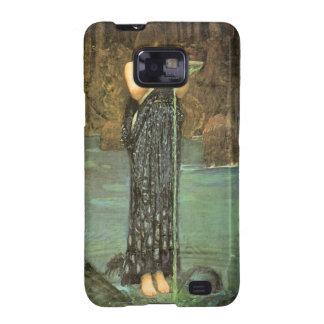 Circe Invidiosa Pre-Raphaelite  Samsung phone case Samsung Galaxy SII Case