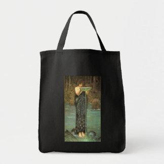 Circe Invidiosa Pre-Raphaelite Tote Bag