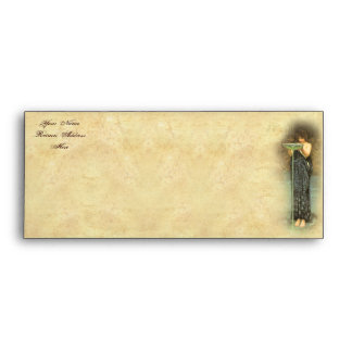Circe Invidiosa Return Address Envelopes