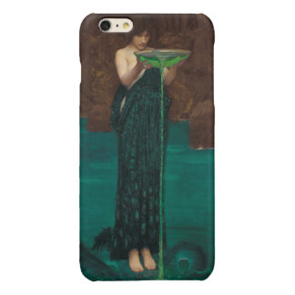 Circe Invidiosa Waterhouse Pre-Raphaelite Art Glossy iPhone 6 Plus Case
