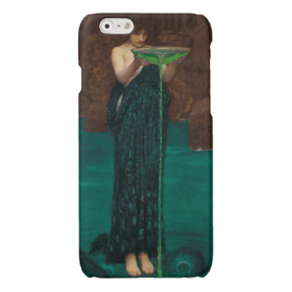 Circe Invidiosa Waterhouse Pre-Raphaelite Fine Art Glossy iPhone 6 Case