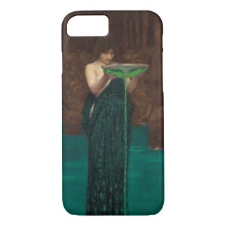 Circe Invidiosa Waterhouse Pre-Raphaelite Fine Art iPhone 7 Case