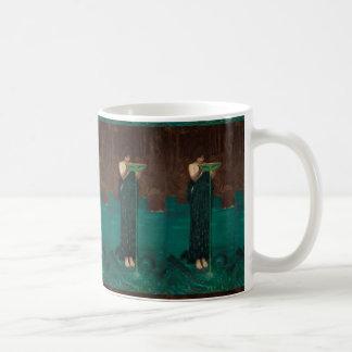 Circe Invidiosa Waterhouse Pre-Raphaelite Painting Coffee Mug