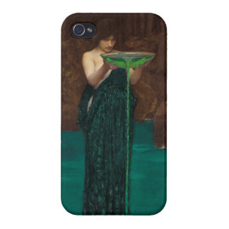 Circe Invidiosa Waterhouse Victorian Art Cover For iPhone 4