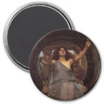 Circe Offering the Cup to Odysseus Fridge Magnet