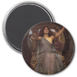 Circe Offering the Cup to Odysseus Fridge Magnets