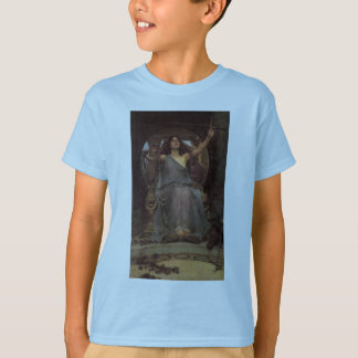 Circe Offering the Cup to Odysseus T-Shirt